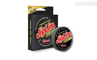Jigline ultra pe – качественная плетенка для спиннинга и не только