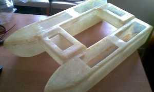 Как создать своими руками кораблики для завоза прикормки