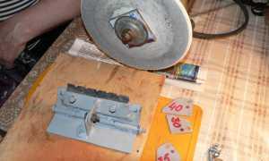 Как заточить ножи для ледобура: лучшие способы заточки