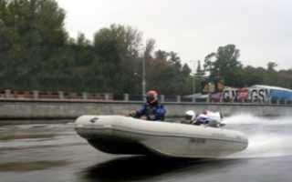 Обзор лодок ротан