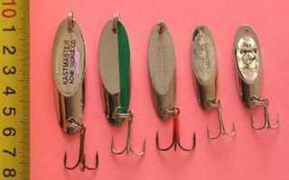 Особенности блесны кастмастер при ловле щуки