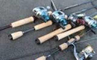 Как выбрать лучший спиннинг для ловли джигом