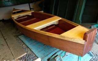 Лодки-плоскодонки: описание и фото