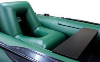 Надувные кресла для лодок пвх как выбрать свой вариант
