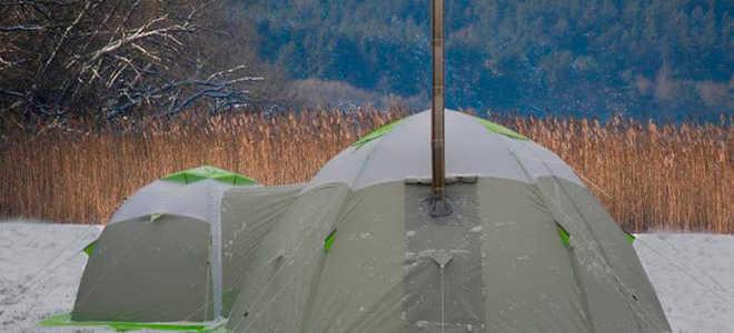 Тепло и уютно! Правильный выбор печки в палатку для зимней рыбалки