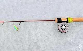 Снасти для ловли судака зимой выбираем правильно
