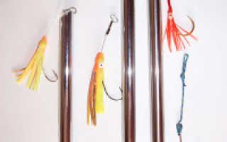 Пилькер для морской рыбалки своими руками