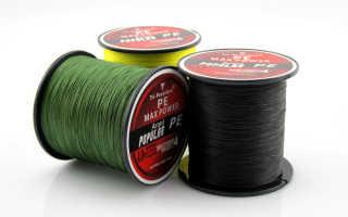 Плетенка для спиннинга — как выбрать лучший шнур