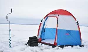 Как обеспечить кров над головой? Подробный обзор палаток для зимней рыбалки