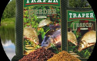 Прикормки traper: описание и фото