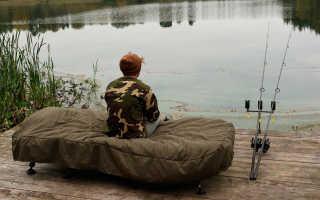 Выбираем спальный мешок для рыбалки