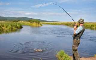 Рыбалка летом. Особенности