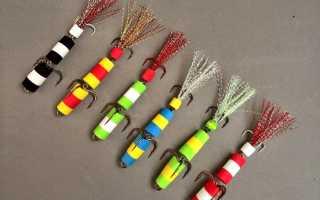 Ловля на приманку мандулу судака, щуки и окуня