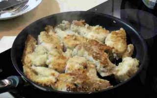 Жареная щука на сковороде: подбор лучших рецептов
